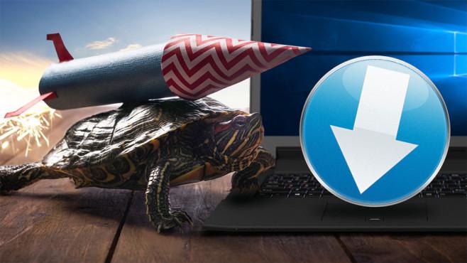 Windows wird immer langsamer ©©istock.com/AlexSava, XMP
