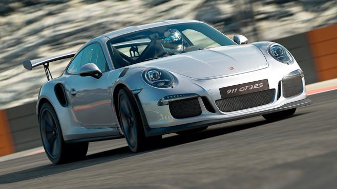 Gran Turismo Sport ©Sony