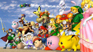 Super Smash Bros. Melee: Helden © Nintendo