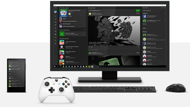 Microsoft Xbox ©Microsoft