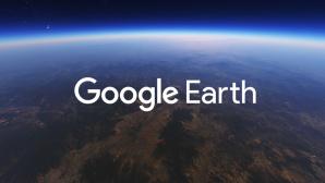 Das neue Google Earth ©Google