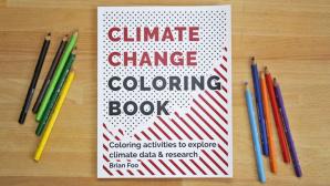 Klima-Malbuch ©Kickstarter/Brian Foo