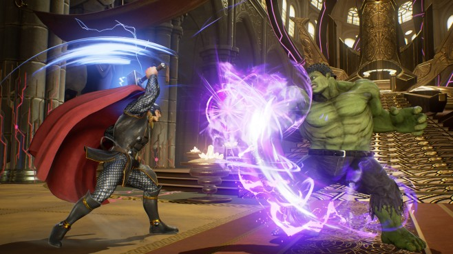 Marvel vs. Capcom Infinite ©Capcom