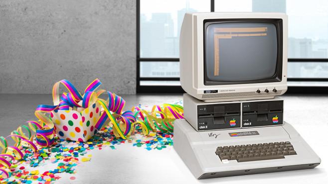 Apple II ©peshkova – Fotolia.com, Future Publishing/gettyimages, Fotowerk-Fotolia.com