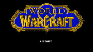 World of Warcraft: NES © Blizzard / youtibe.com / Rkade Soup
