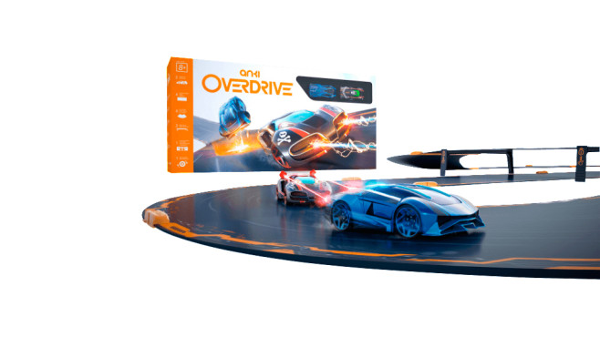 Anki Overdrive Starter Kit © Saturn