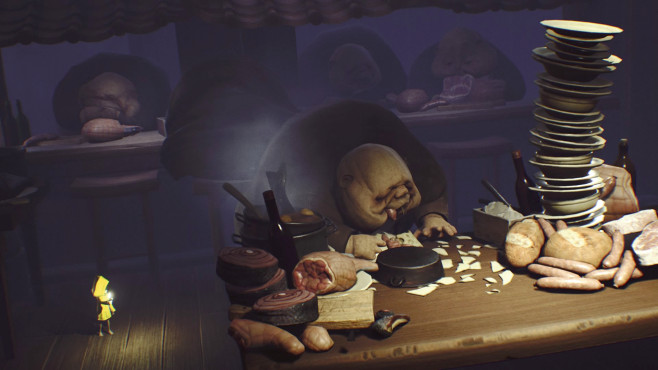 Little Nightmares: So schöner Horror © Bandai Namco