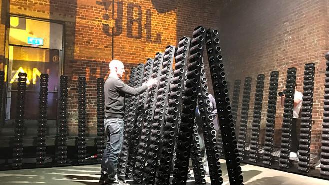 JBL Weltrekord Versuch ©COMPUTER BILD