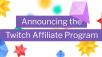Twitch: Affiliate-Programm ©Twitch