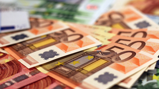 Euroscheine ©Pexels.com / Pixabay