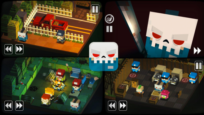 Slayaway Camp © Blue Wizard Digital