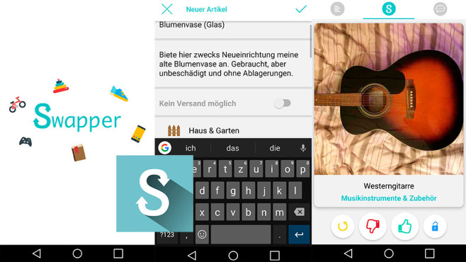 Swapper © Swapper GmbH