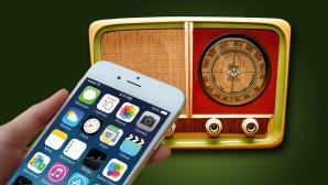 Apple iPhone als Radio? ©Apple, refresh(PIX)-Fotolia.com