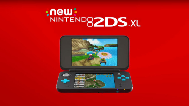 Nintendo New 2DS XL ©Nintendo / YouTube