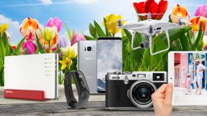 Alles neu macht der Mai ©AVM, DJI, Fujifilm, Huawei, Samsung, TomTom, Fotowerk-Fotolia.com