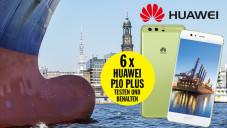 Die grosse Hafen-Tour mit dem Huawei P10 Plus©�istock.com/ Gerard1610, Huawei, COMPUTER BILD