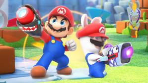 Mario + Rabbids Kingdom Battle ©Nintendo / Ubisoft