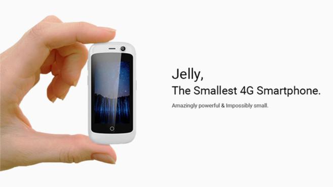 Jelly: Smartphone ©Unihertz