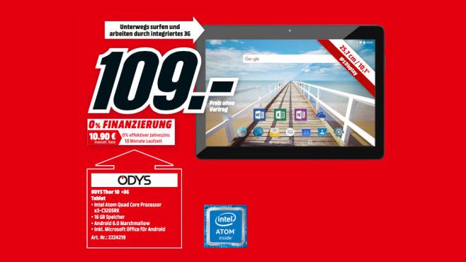 Odys Thor 10 +3G ©Media Markt