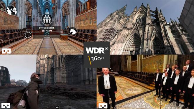 WDR 360 VR ©Westdeutscher Rundfunk