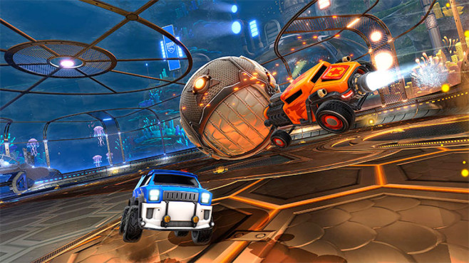 Rocket League: Gratis-Wochenende © Psyonix