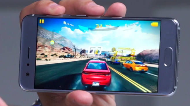 Honor 9 im Praxis-Test: Ein P10 – für 200 Euro weniger! Technisch spielt das Honor 9 in der Königsklasse mit – auch 3D-Spiele bringen es nicht zum Schwitzen. ©COMPUTER BILD