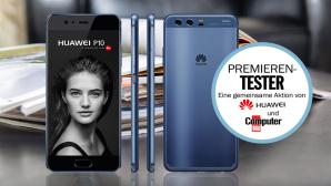 Leser-Test Huawei P10 ©Huawei, il-fede - Fotolia.com