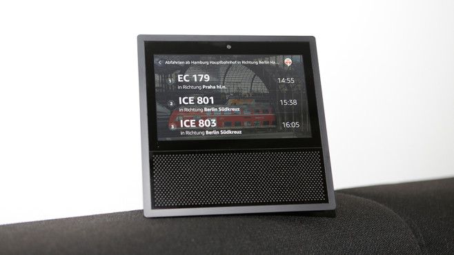 Amazon Echo Show © COMPUTER BILD