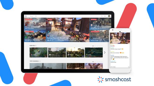Smashcast ©Smashcast