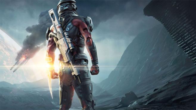 Mass Effect – Andromeda: Absturz ©EA