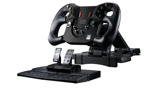 Ready2Gaming Race Wheel © Ready2Gaming