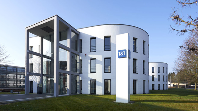 United Internet AG: Firmensitz in Montabaur ©United Internet AG