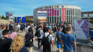 IFA in Berlin © IFA, Messe Berlin