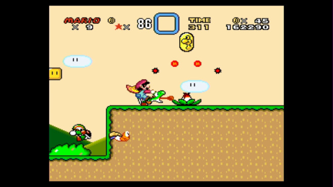 Super Mario World © Nintendo