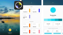 Cone – Live Color Picker © Kushagra Agarwal