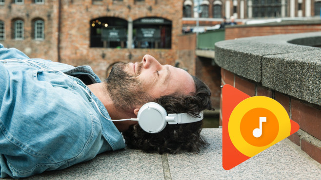 Google Play Music: Drei Monate kostenlos Musik hören Frühlingsaktion bei Google Play Music: 90 Tage kostenlos Musik hören. ©Westend61/gettyimages, Google