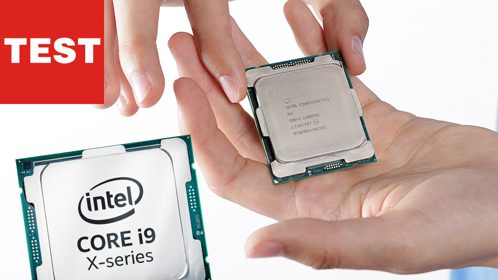 Intel Core i9-7980XE im Test©Intel, COMPUTER BILD