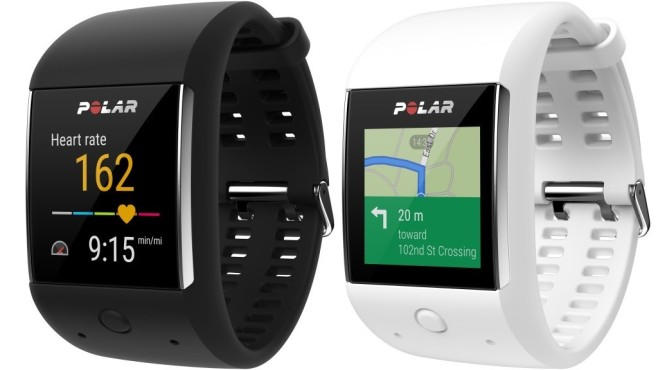 Polar M600: Sport-Smartwatch mit Android Wear © Polar