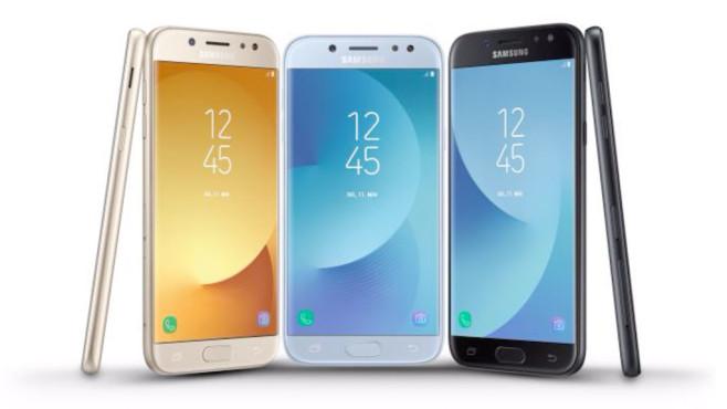 Samsung Galaxy J7 (2017) ©Samsung