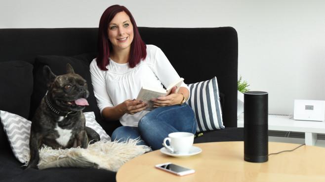 innogy alexa steuert das smarthome computer bild. Black Bedroom Furniture Sets. Home Design Ideas
