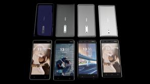 Nokia: Handys ©Nokia / HMD Global / venturebeat.com
