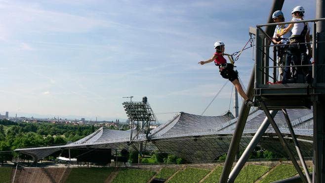 Münchener Olympiastadion ©Münchener Olympiastadion