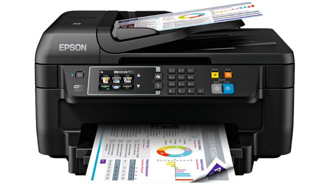 Epson WorkForce WF-2760DWF ©Epson