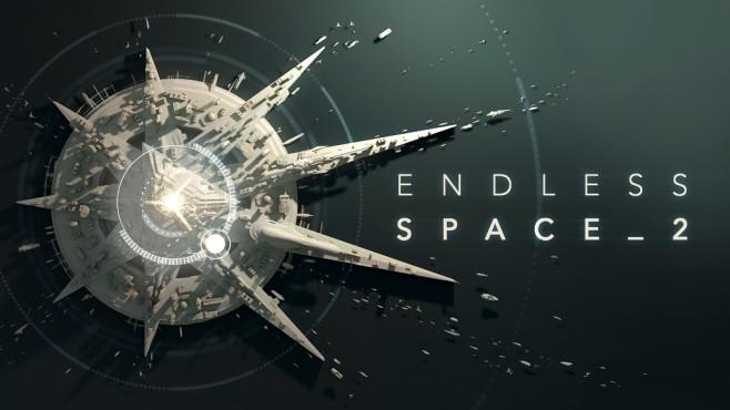 Endless Space 2 Logo ©Amplitude Studios