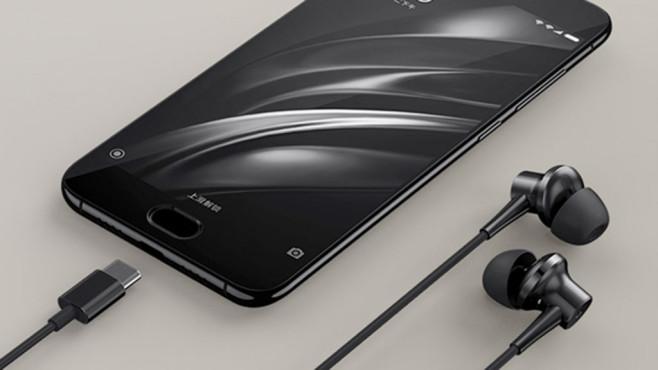 Xiaomi Mi USB Typ C: Kopfhörer ©Xiaomi