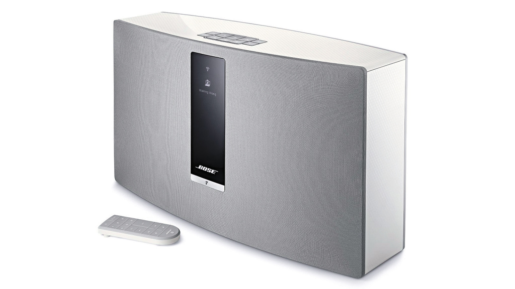 bose soundtouch 30 iii test audio video foto bild. Black Bedroom Furniture Sets. Home Design Ideas