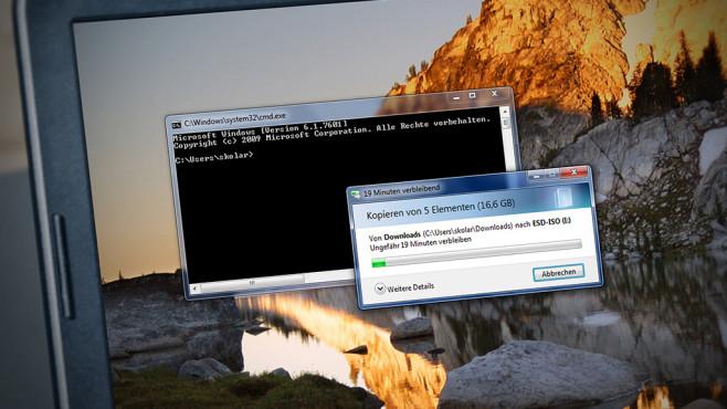 Backup per Kommandozeile: Datensicherung für Profis ©©istock.com/ronstik