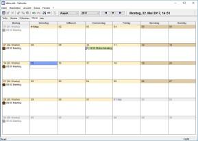UK's Kalender Portable