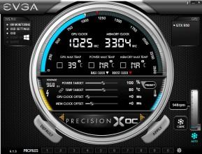 EVGA Precision XOC