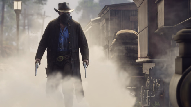Red Dead Redemption 2 Duell © Rockstar
